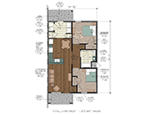 Aspen Trails Floorplan 1