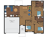 Brookside Terrace Floorplan 2