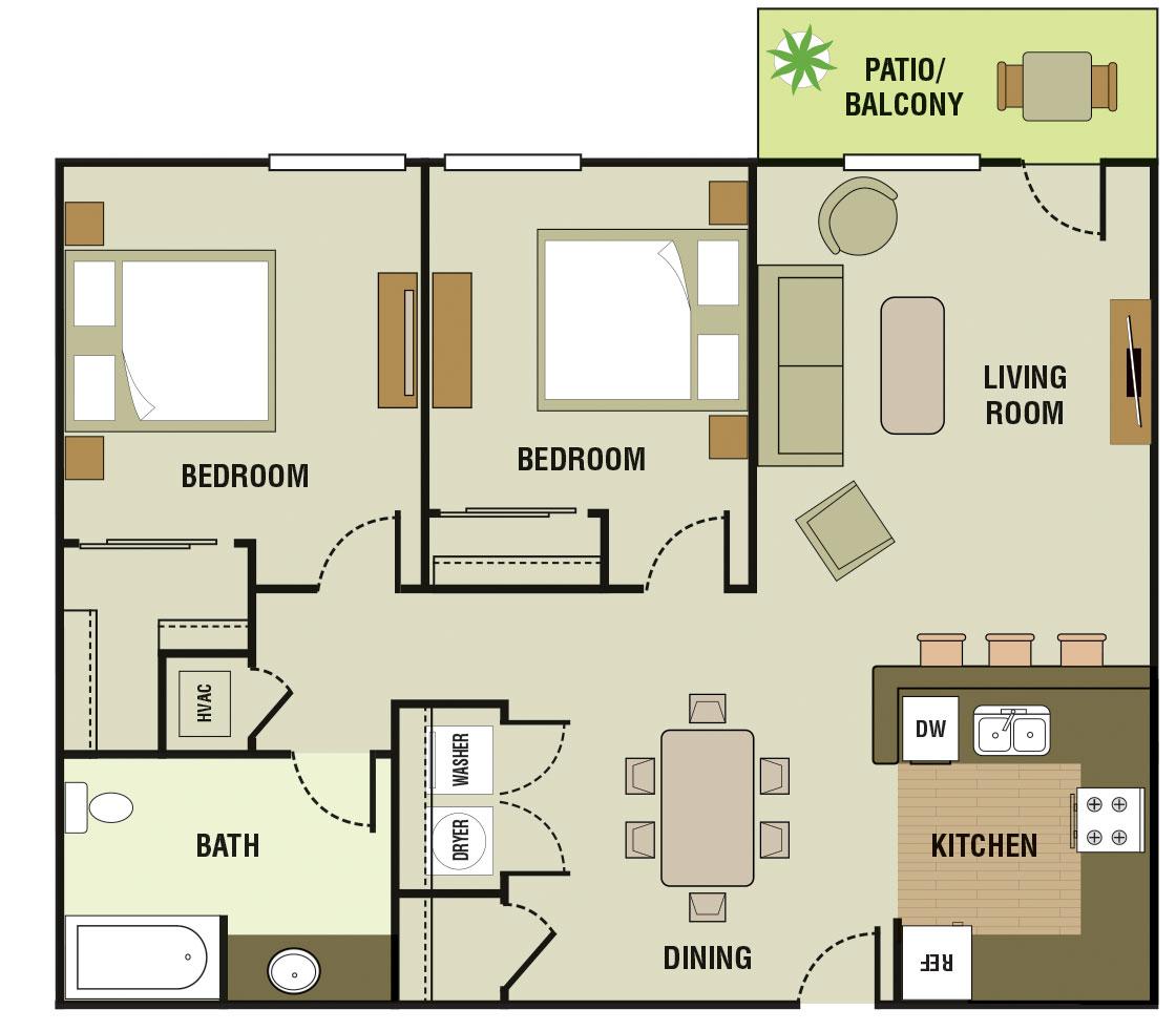Centerpoint Apartments: Apartments In Cedar Rapids, IA