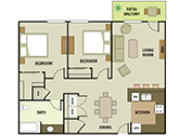 Center Point Floorplan 2