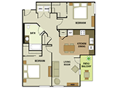 Center Point Floorplan 3