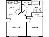 Chandler Pointe Floorplan 1