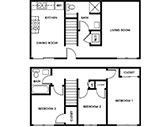 Chandler Pointe Floorplan 3