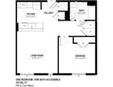 Curls Manor Floorplan 1