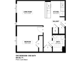 Curls Manor Floorplan 4