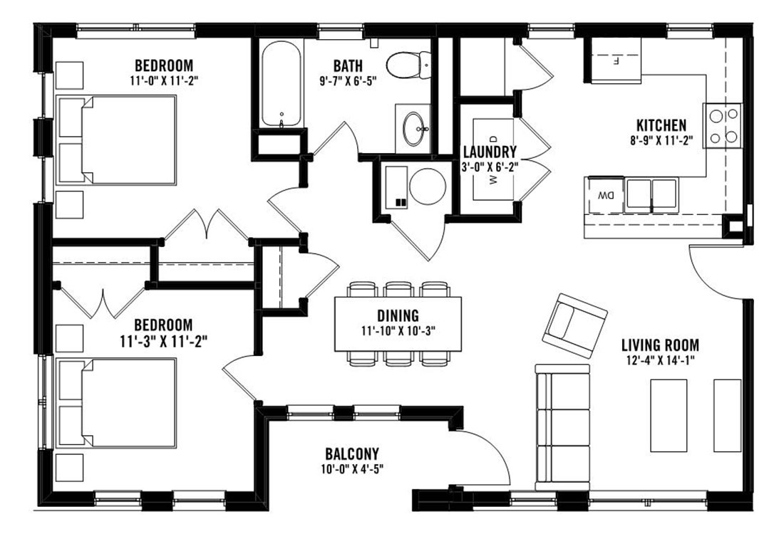 Highlander Floorplan 1