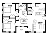 Highlander Floorplan 1