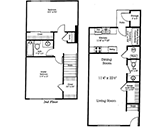 Hunter's Run Floorplan 3