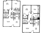 Hunter's Run Floorplan 2