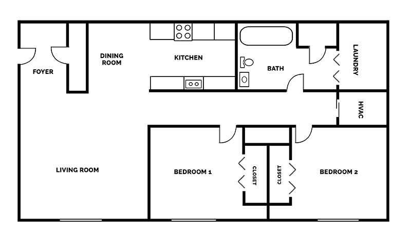 Kellom Place Floorplan 1