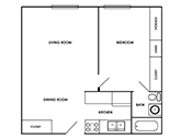 Livingston Plaza Floorplan 1