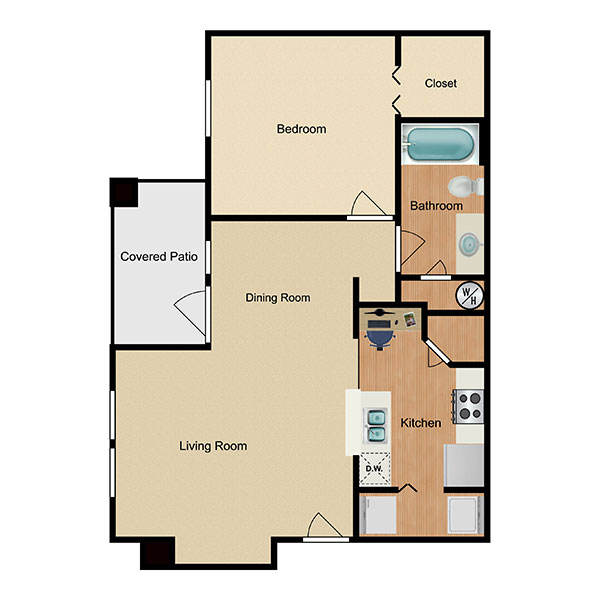 Marbella Bay Floorplan 5