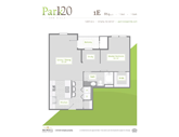 Park 120 at Oak Hills Floorplan 2