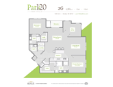 Park 120 at Oak Hills Floorplan 3