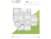 Park 120 at Oak Hills Floorplan 4