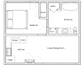 Platte Valley Floorplan 1