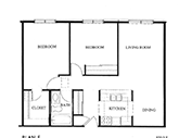 Realife of Columbus Floorplan 3