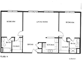 Realife of Columbus Floorplan 4