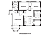 The Margaret Floorplan 3