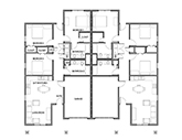 Vistas at Meadow Grove Floorplan 1