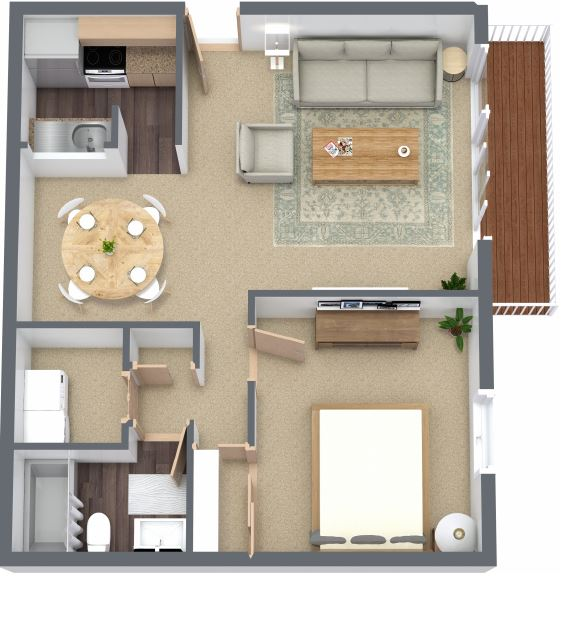 Jasper Place Floorplan 2