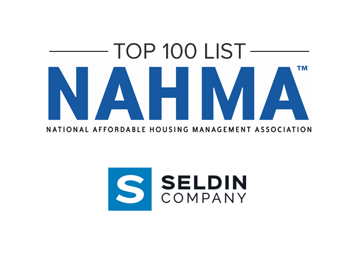 SELDIN MAKES THE 2018 NAHMA AFFORDABLE 100 LIST