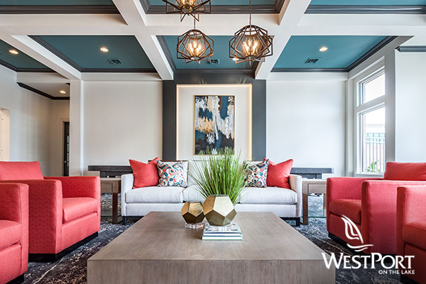 WESTPORT ON THE LAKE GETS A LUXURIOUS REMODEL