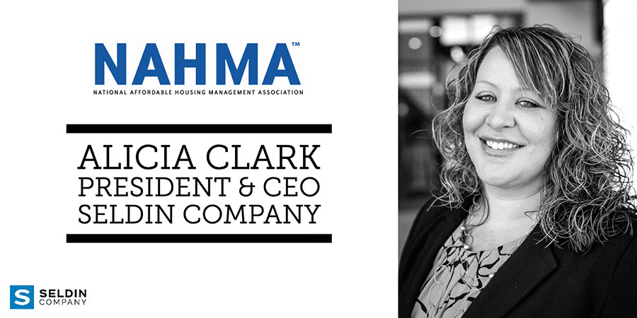 Alicia Clark Announced as Board Member for NAHMA
