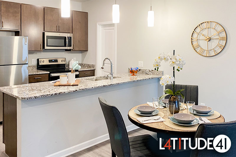 DEVELOPMENT SPOTLIGHT: LATITUDE 41